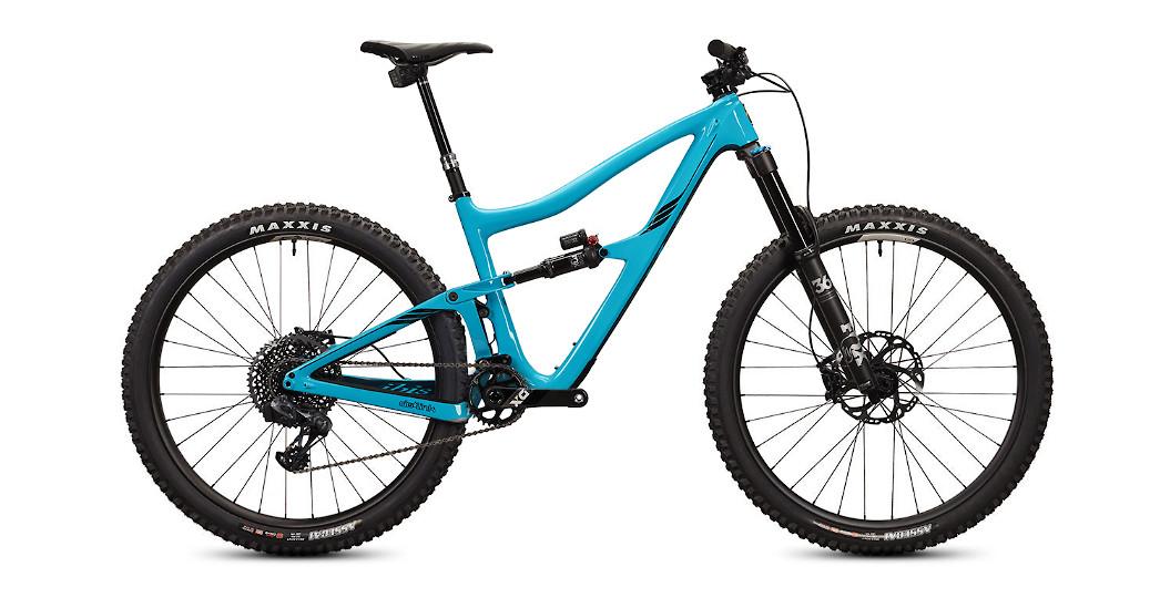 2020 Ibis Ripmo V2 Carbon X01 Eagle AXS (Bug Zapper Blue)