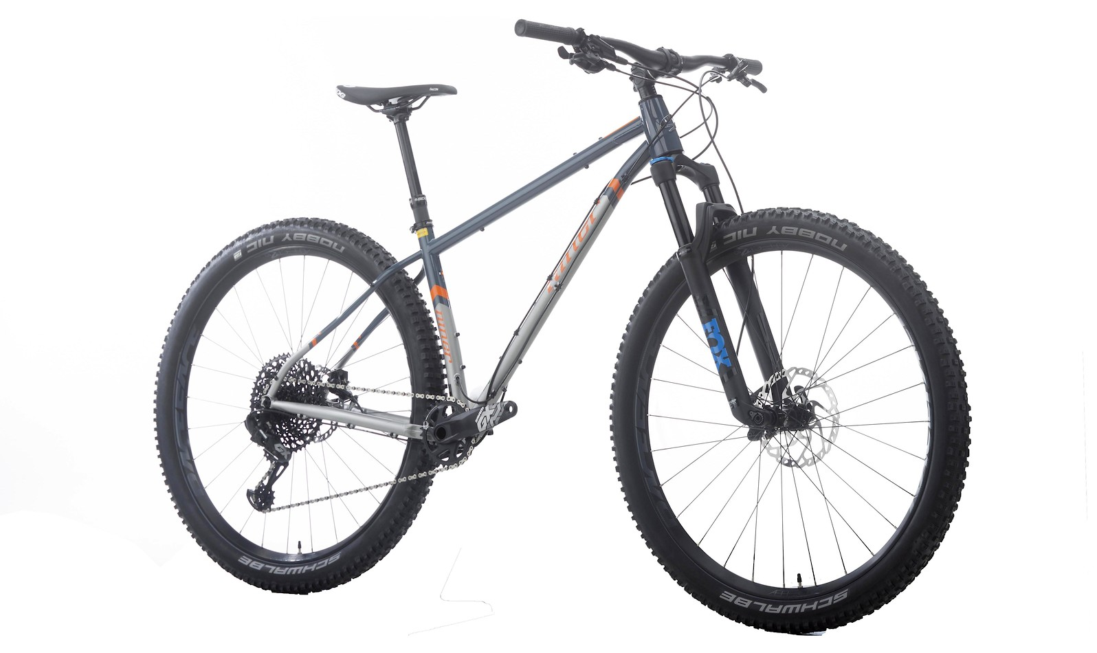 Niner SIR 9 GX Eagle Jenson USA Exclusive Build