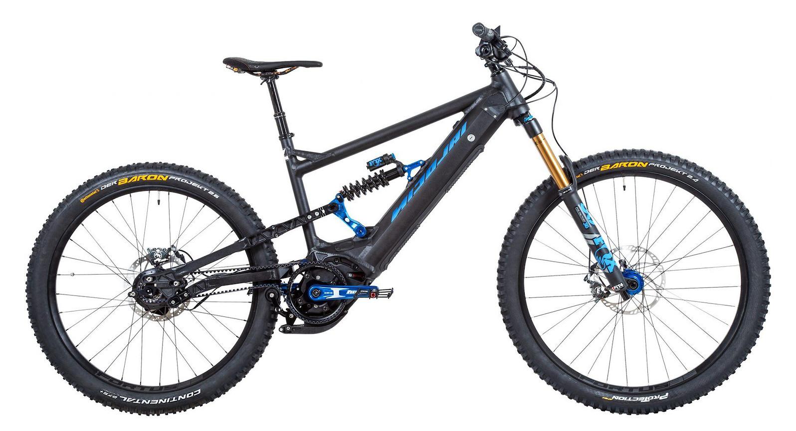 2020 Nicolai G1 EBOXX E14