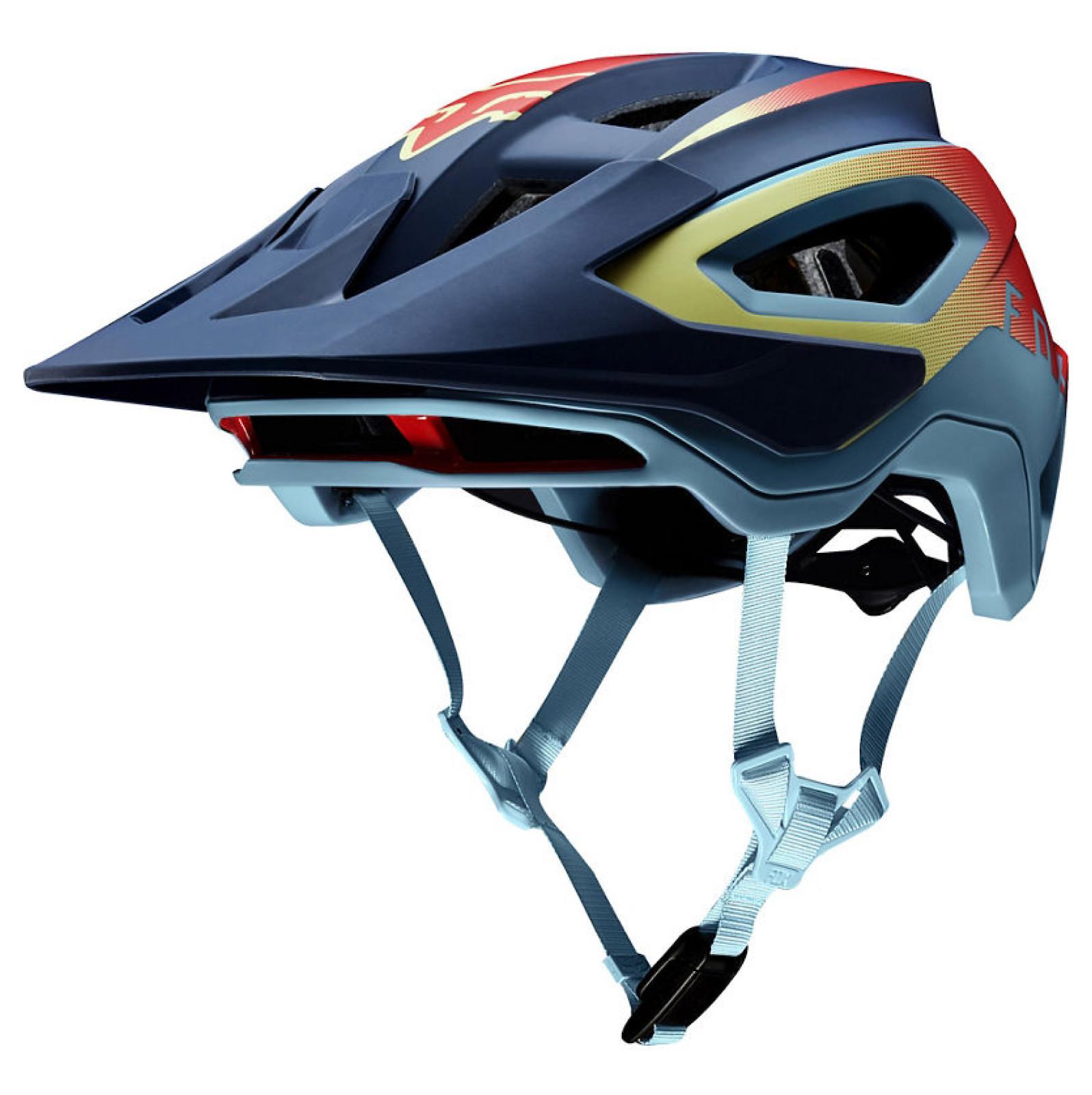 Fox Racing Speedframe Pro (Daiz Light Blue)