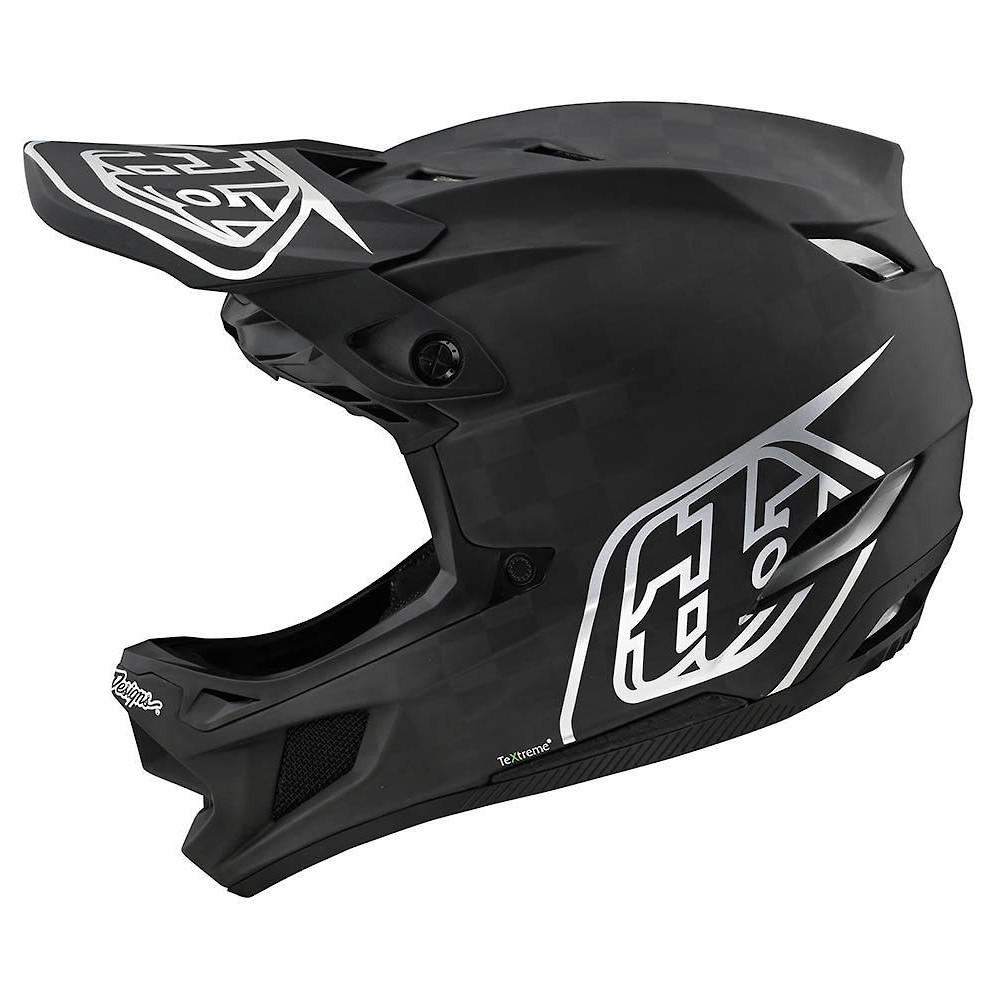 Troy Lee Designs D4 Carbon (Black/Silver)