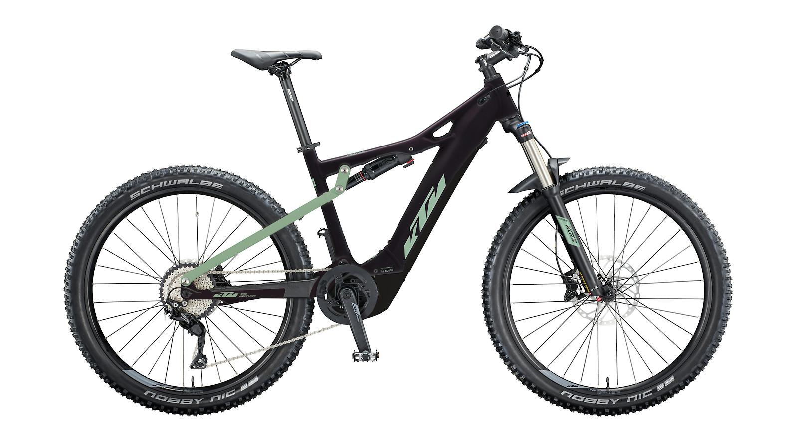 electric mountain bike 2019 KTM Macina Ride 272 Bosch eMTB Price Reduced
