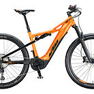 2020 KTM Macina Chacana 293 E-Bike