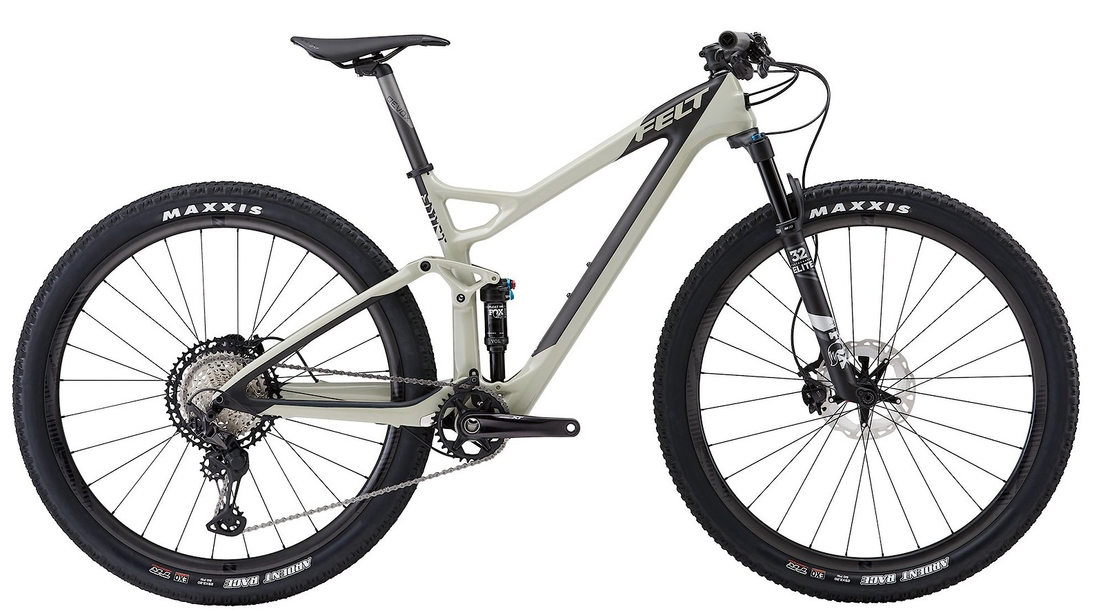 2020 Felt Edict Advanced XT Dove