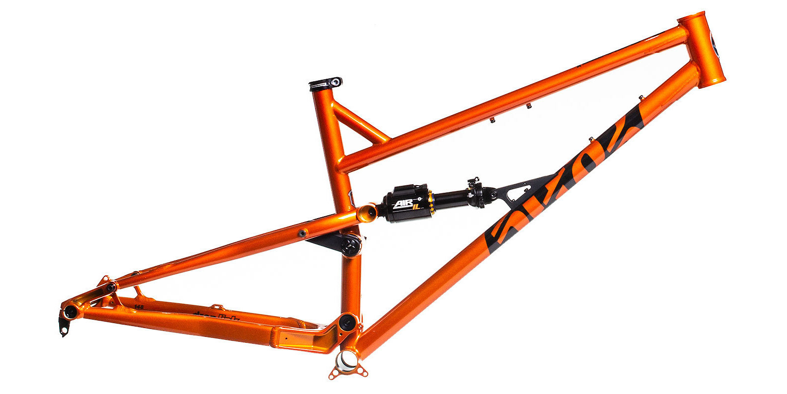 Cotic FlareMAX Frame (Supernova Orange)