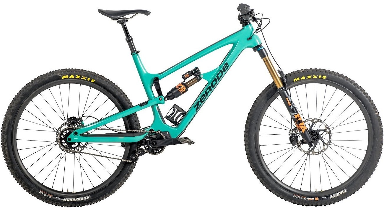2020 Zerode Katipo Peppermint (Image does not accurately represent build specs)