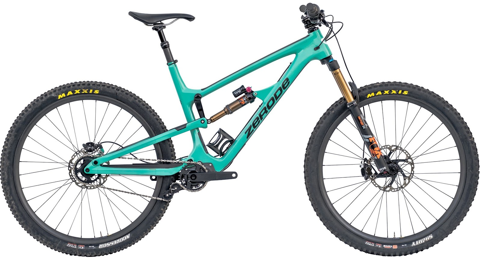 2020 Zerode Katipo Trail Peppermint (Image does not accurately represent build specs)