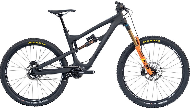 2020 Zerode Taniwha Trail Mulét Matte Obsidian (Image does not accurately represent build specs)