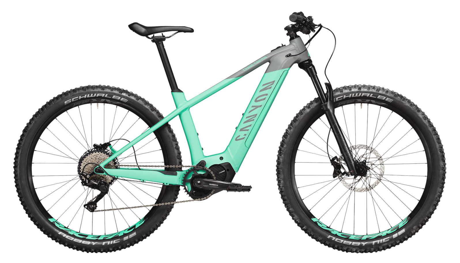 2020 Canyon Grand Canyon/ON WMN AL 8.0 (Charged Mint)