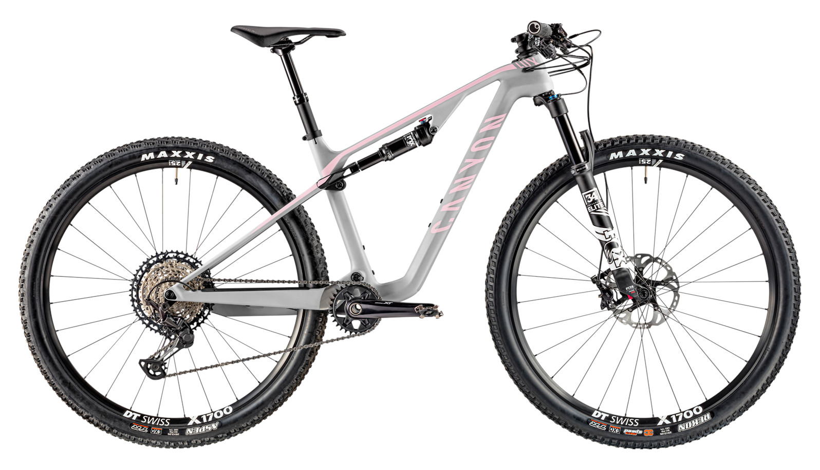 2020 Canyon Lux WMN CF SL 7.0
