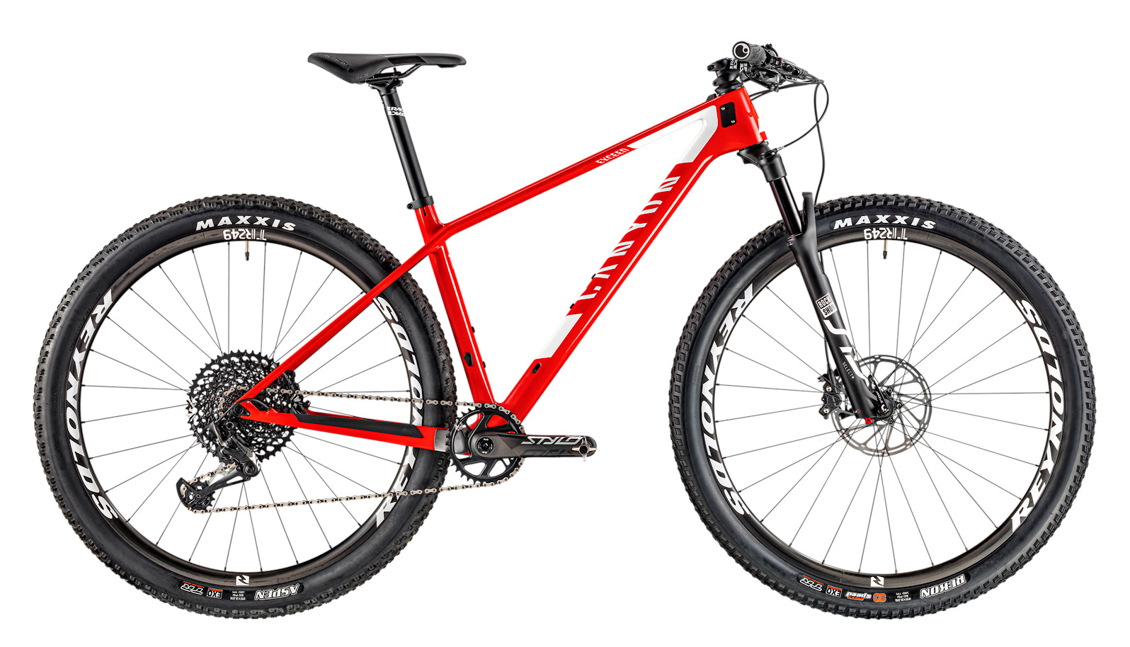 2020 Canyon Exceed CF SL 8.0 (Radical Red)