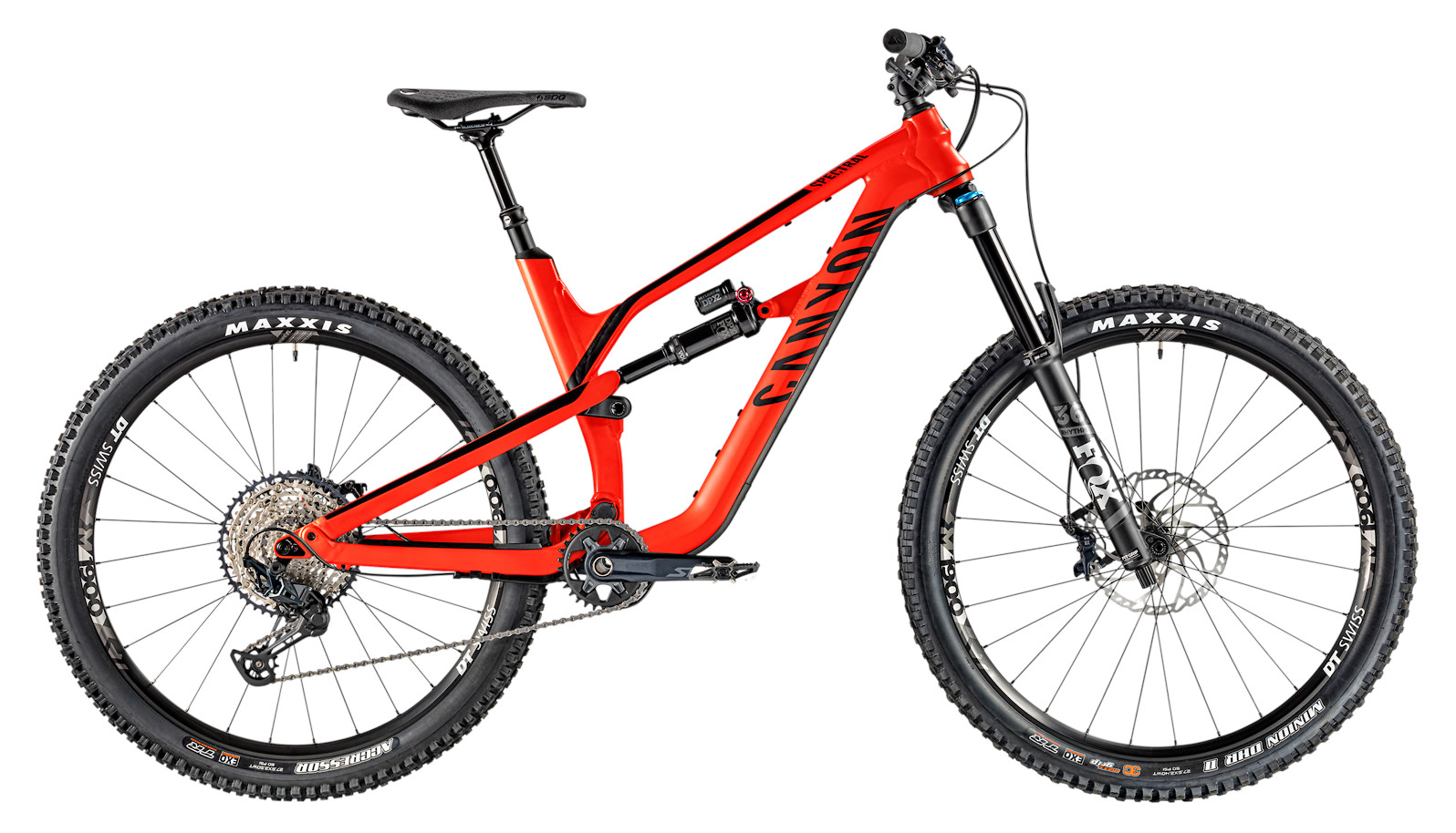 2020 Canyon Spectral AL 6.0 (Super Red)