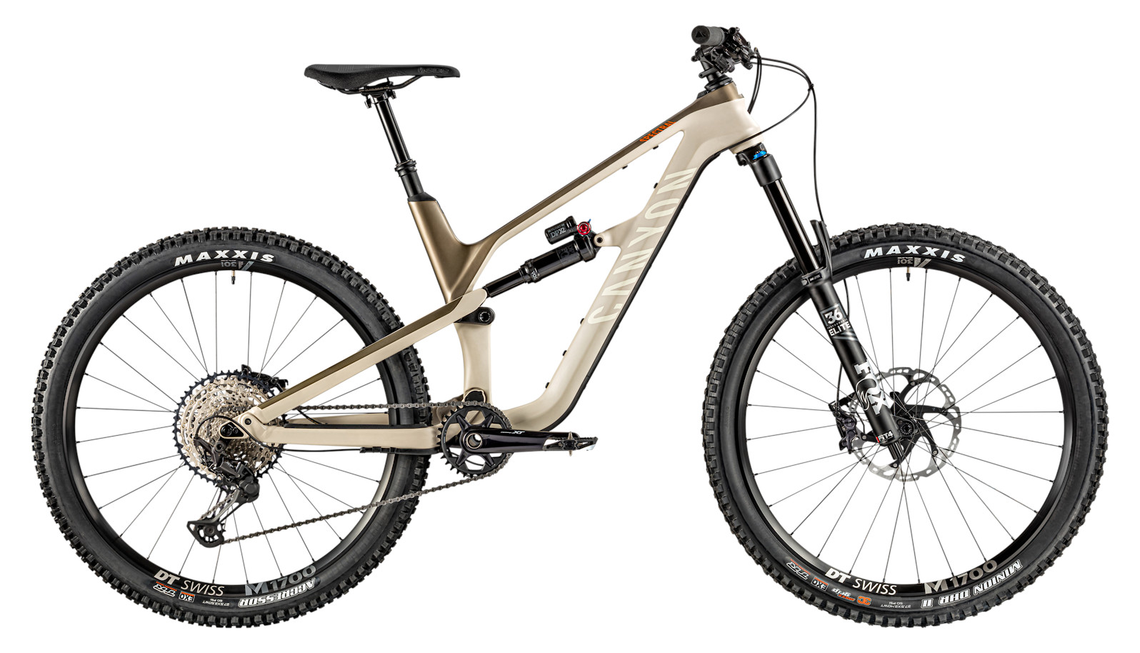 2020 Canyon Spectral CF 8.0 (Wasteland)