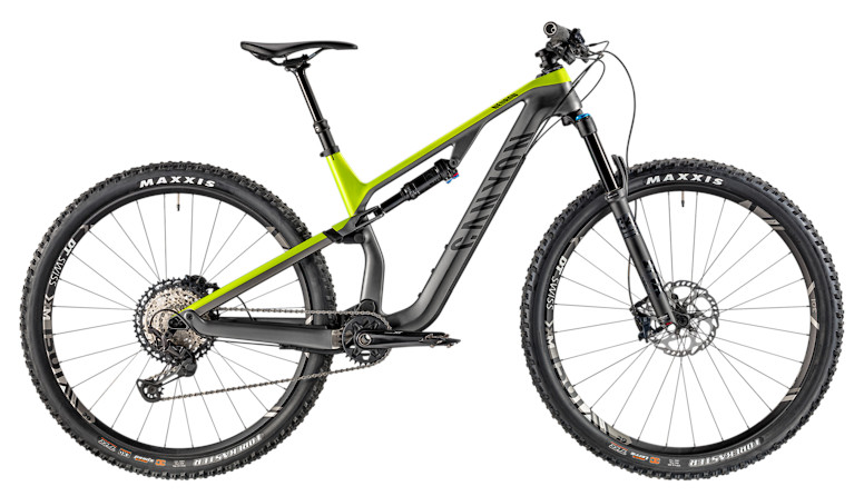 2020 Canyon Neuron CF 9.0 (Matcha Green)