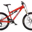 2011 Orange Blood Bike