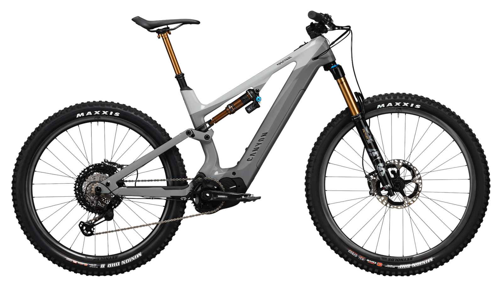 2020 Canyon Spectral/ON CF 9.0