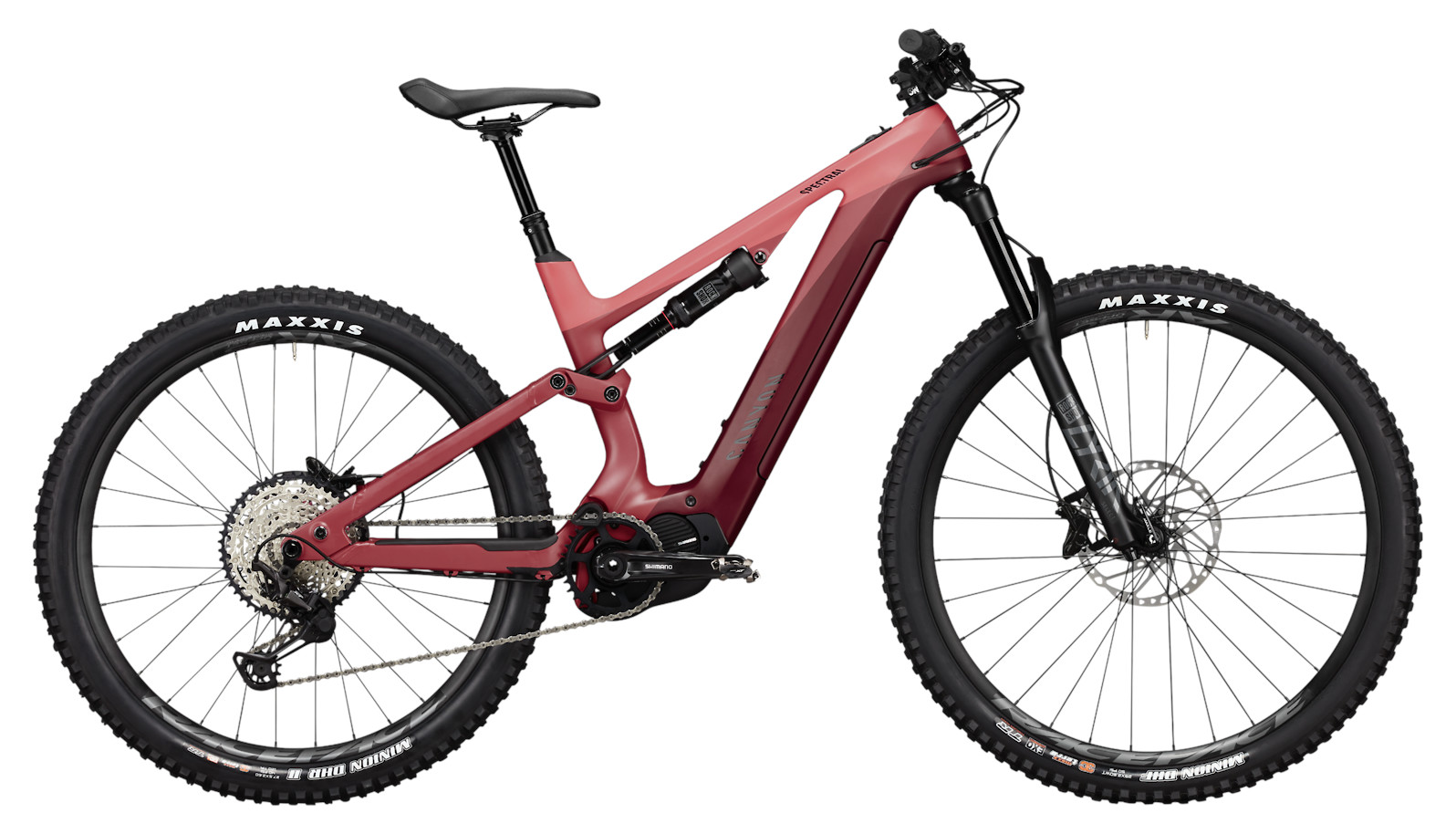 2020 Canyon Spectral/ON WMN CF 7.0 (Shades Of Berry)