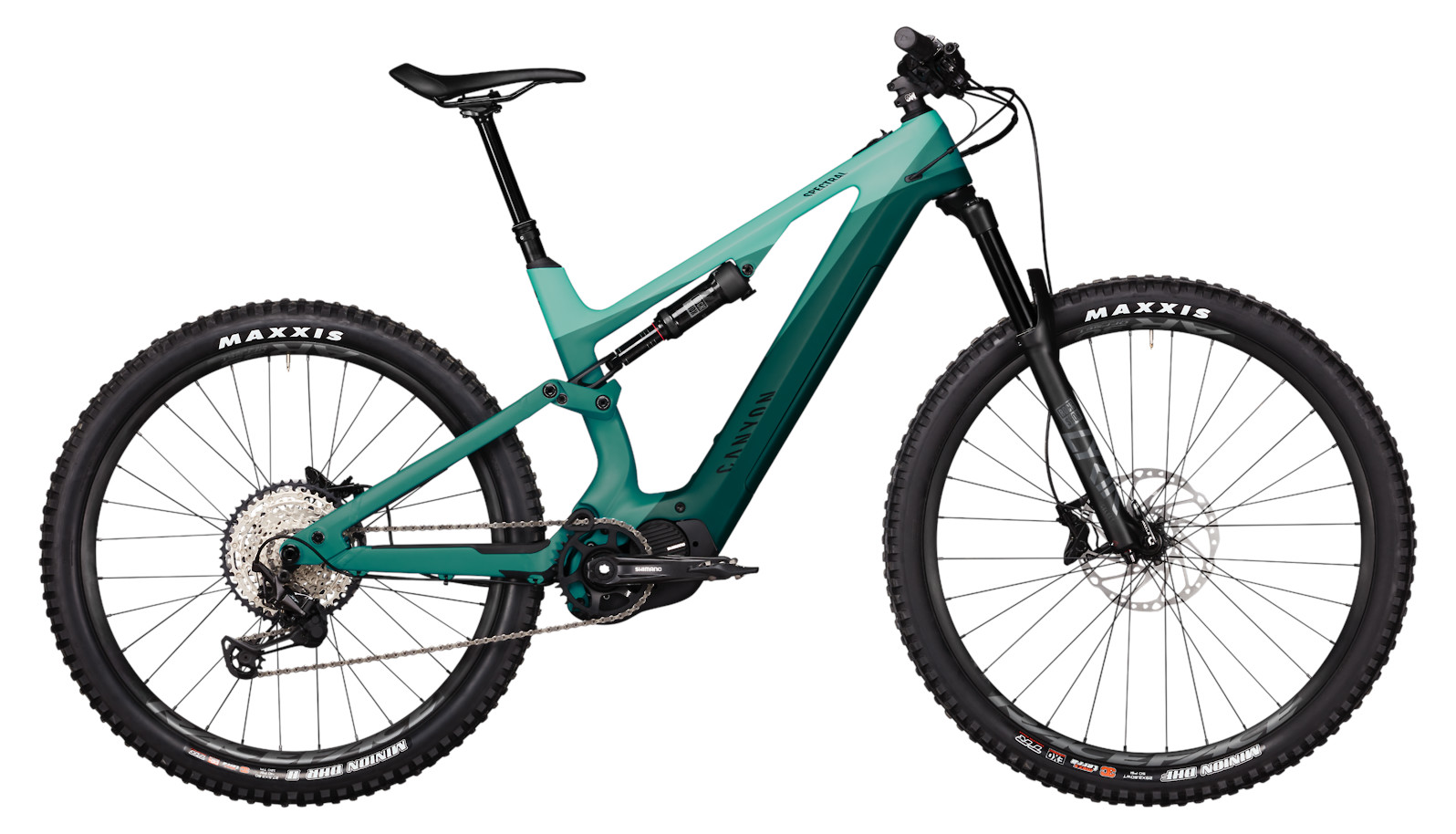 2020 Canyon Spectral/ON CF 7.0 (Shades Of Blue)