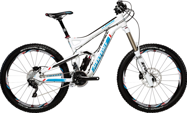 2013 Cannondale Claymore 1