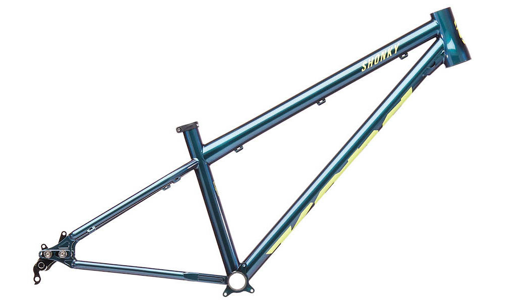 Kona Shonky (Blue/Green)