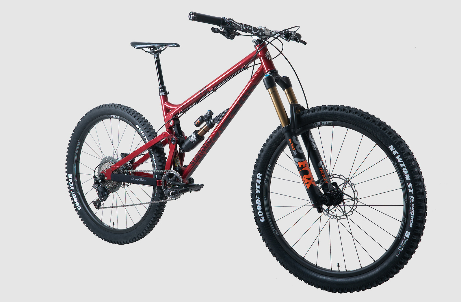 2019 Stanton Switchback FS 160 Elite