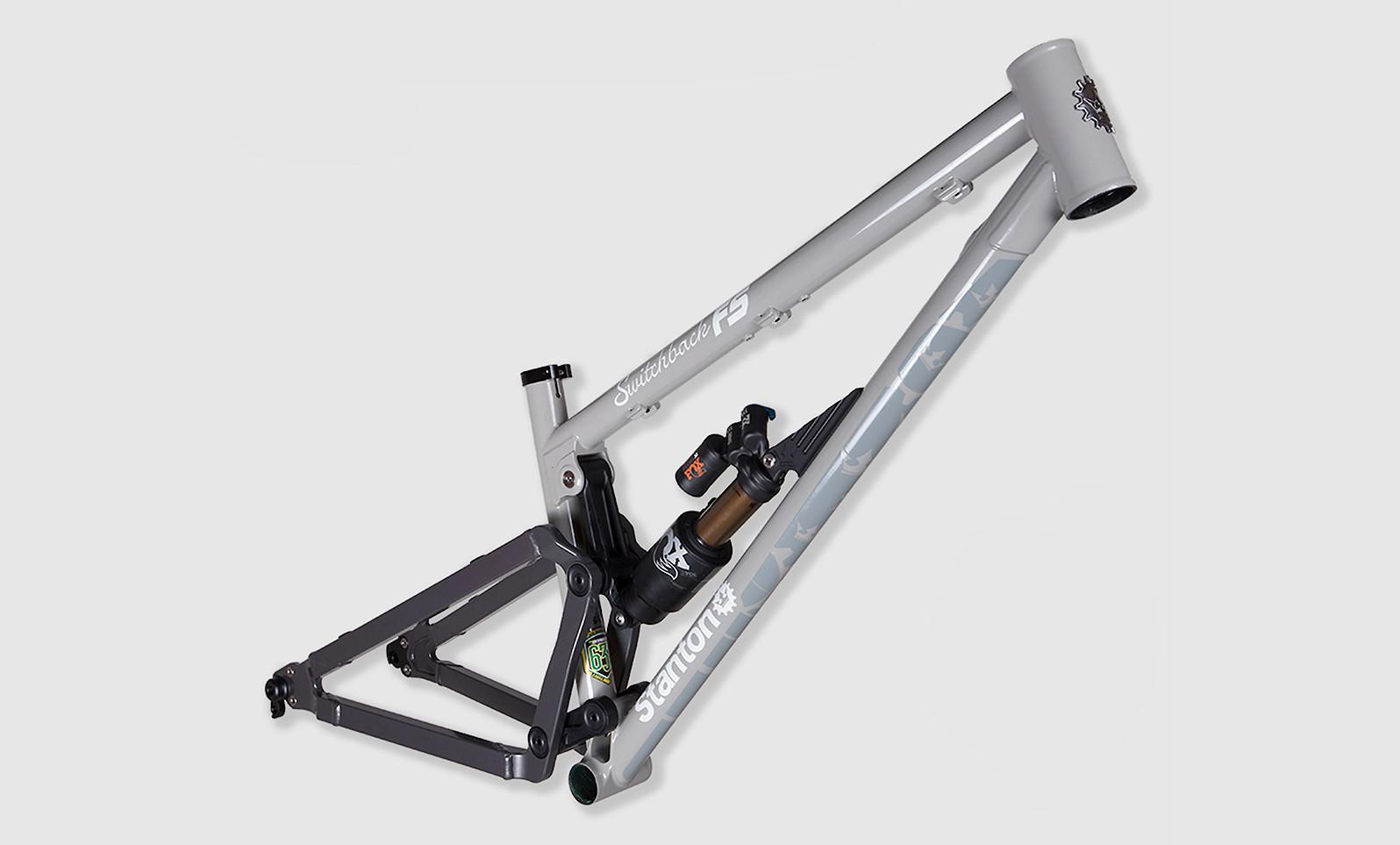 Stanton Switchback FS 160 Frame