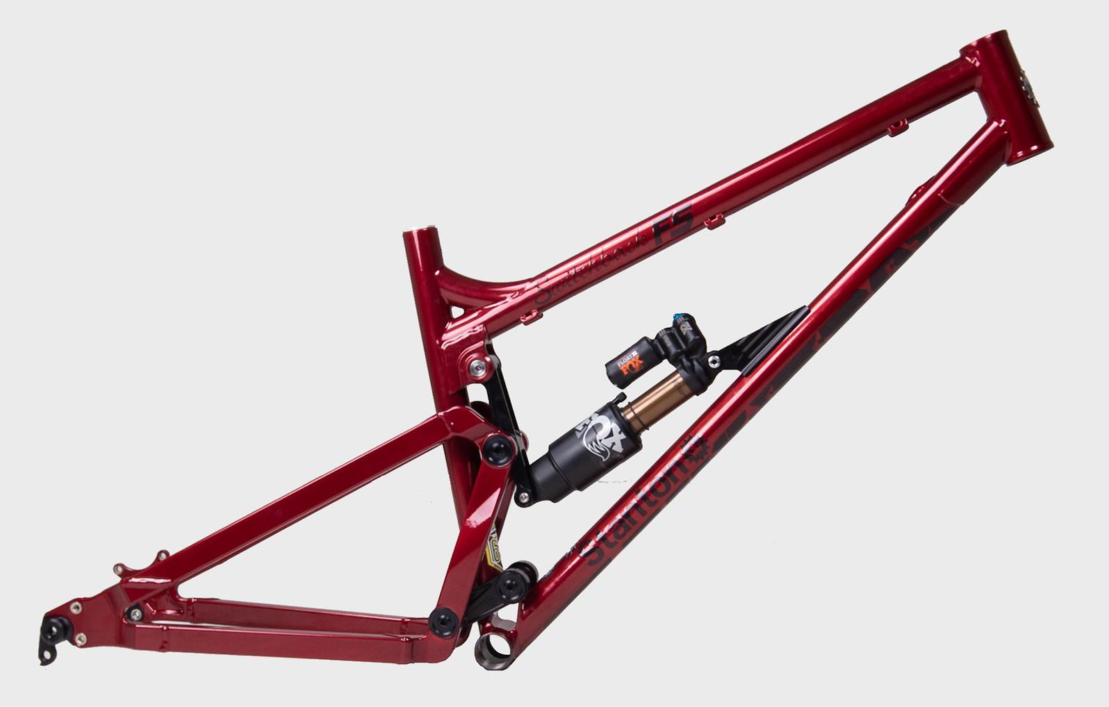 Stanton Switchback FS 140 Frame