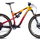 2020 Fezzari La Sal Peak Team City Edition XX1 AXS Bike