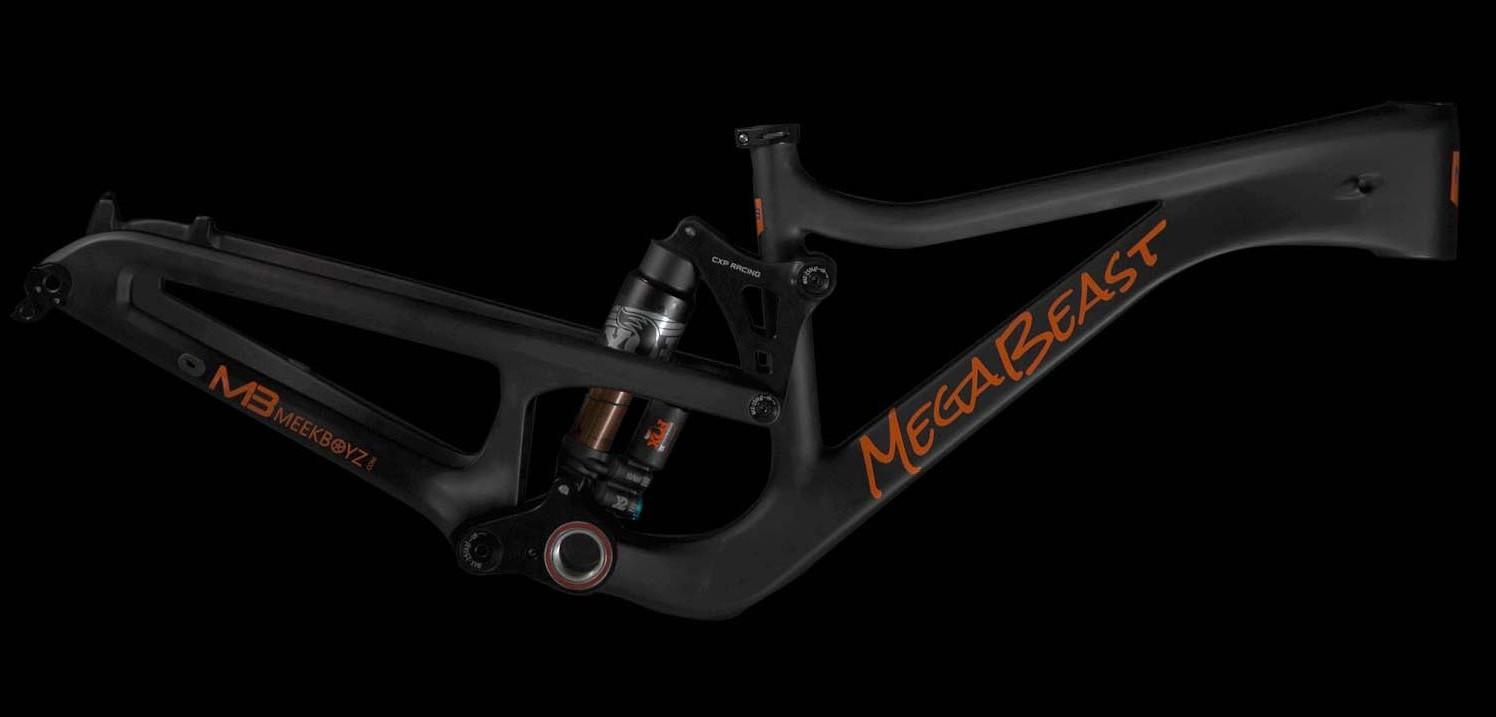 MeekBoyz Mega Beast Frame