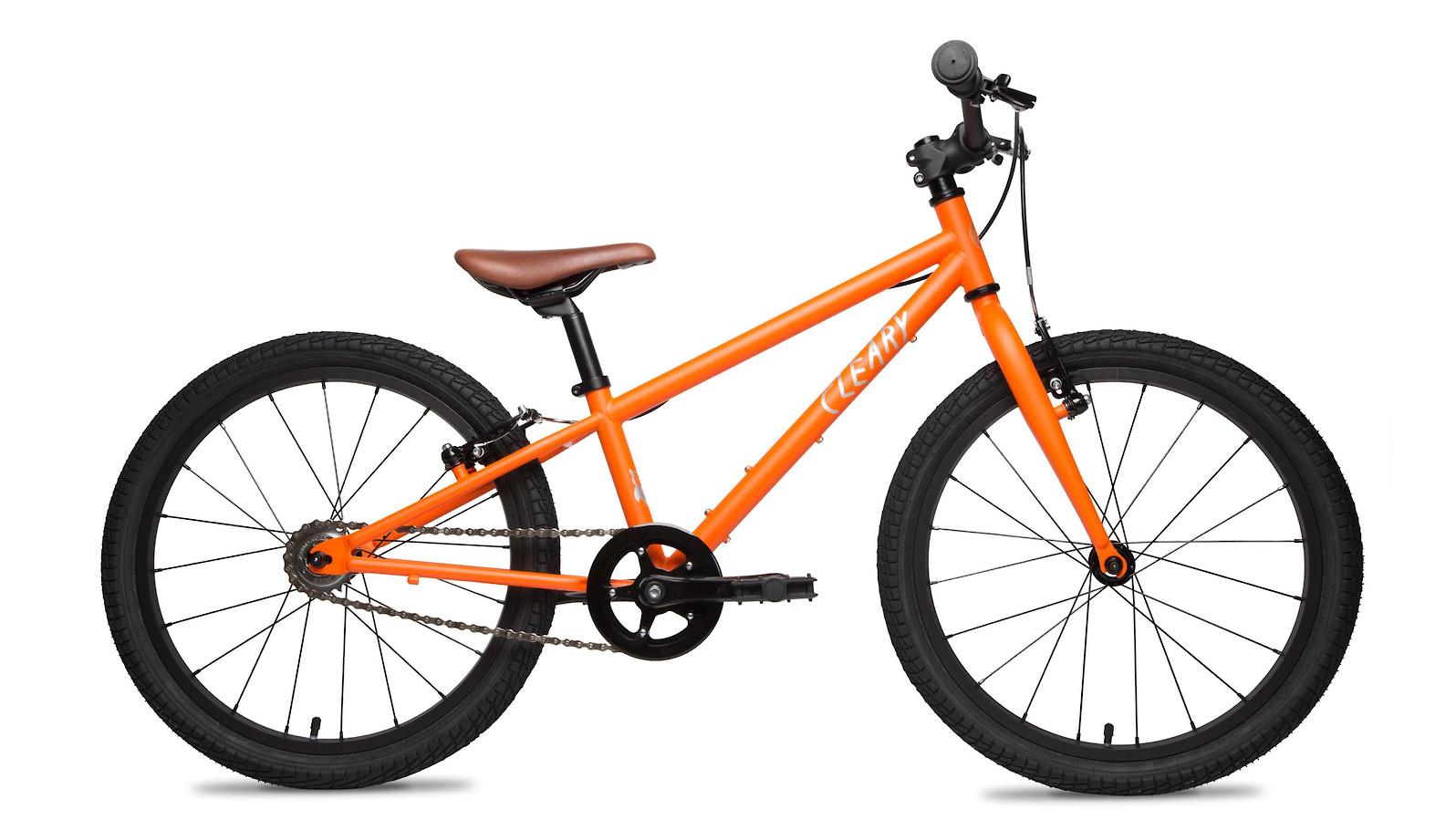 "2020 Cleary Owl 20"" 1-speed (Very Orange)"