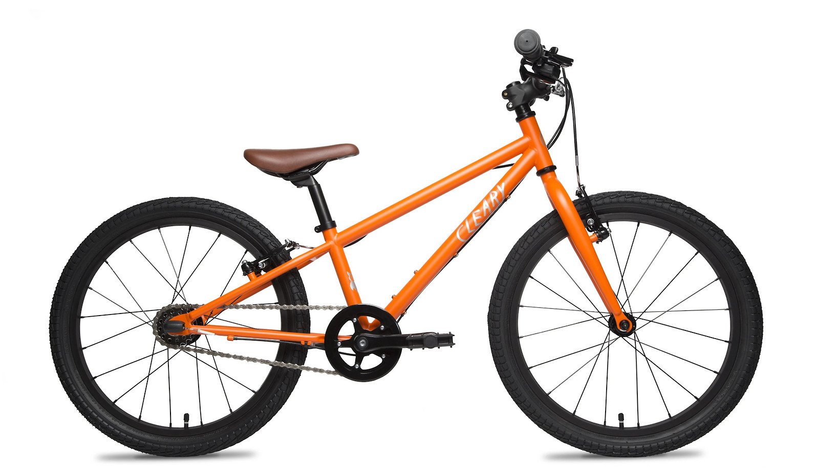 "2020 Cleary Owl 20"" 3-speed (Very Orange)"
