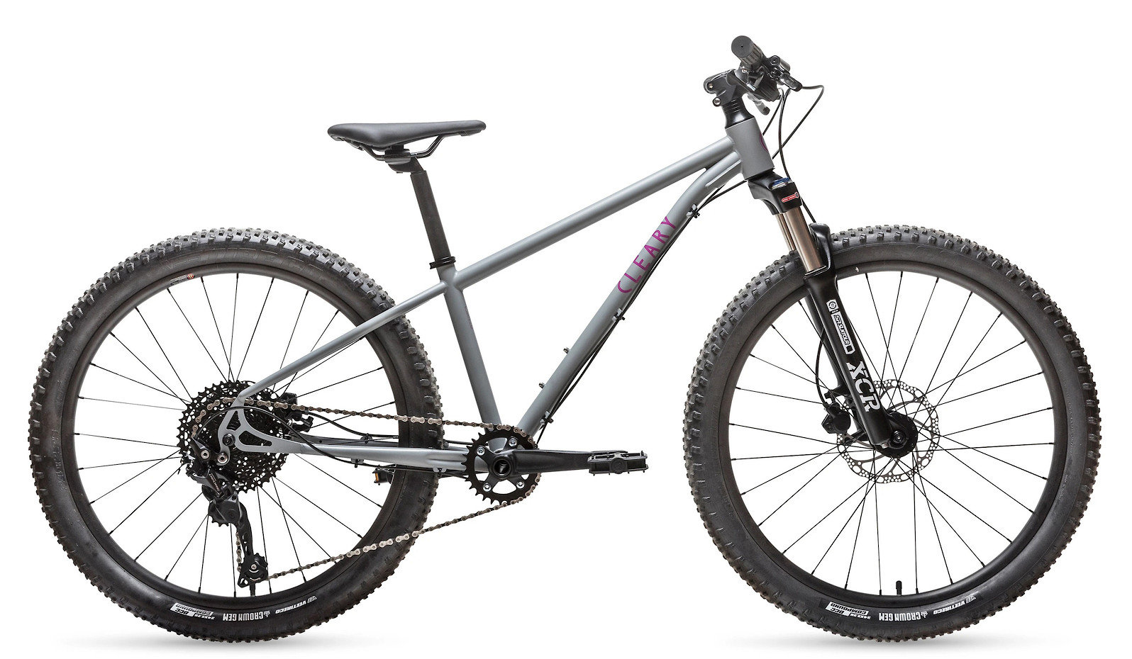 Jamis White Lock On Mountain Bike enduro Downhill Grips Syntace Single bolt