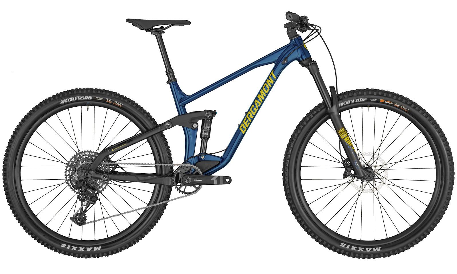2020 Bergamont Trailster 6