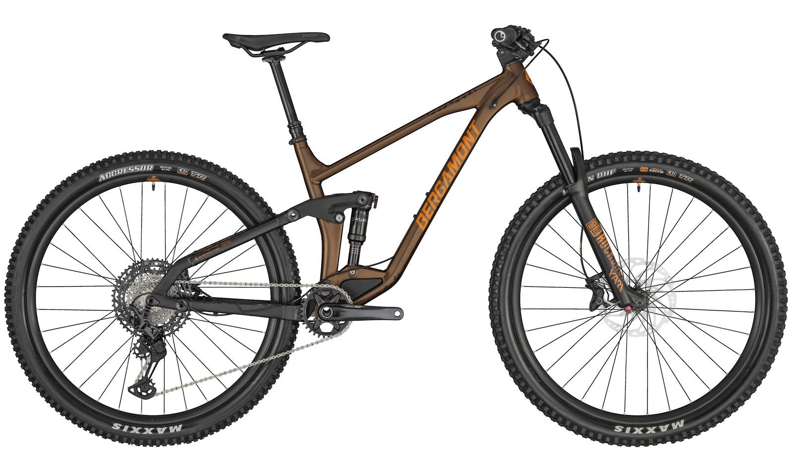 2020 Bergamont Trailster 8