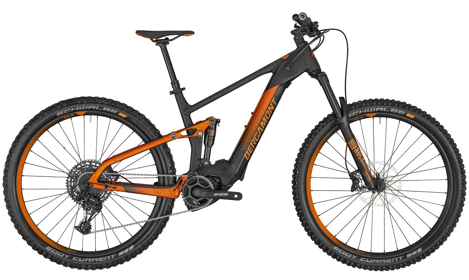2020 Bergamont E-Trailster Pro