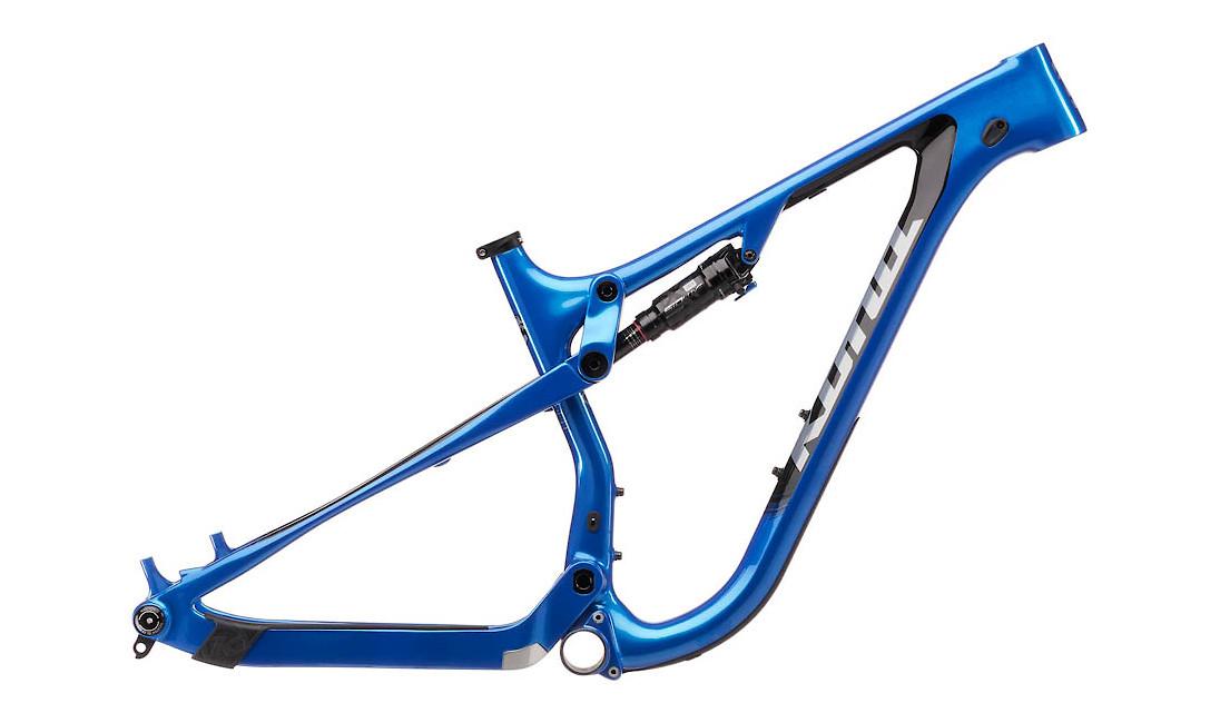 Kona Hei Hei CR Frame (Gloss Metallic Alpine Blue)