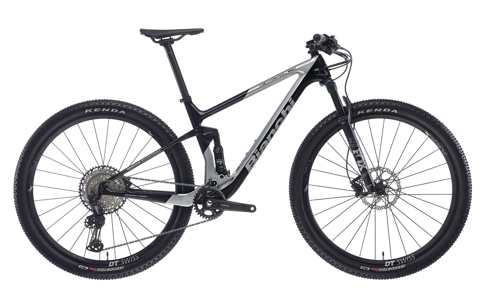 2020 Bianchi Methanol CV FS 9.3 (Silver/Black)