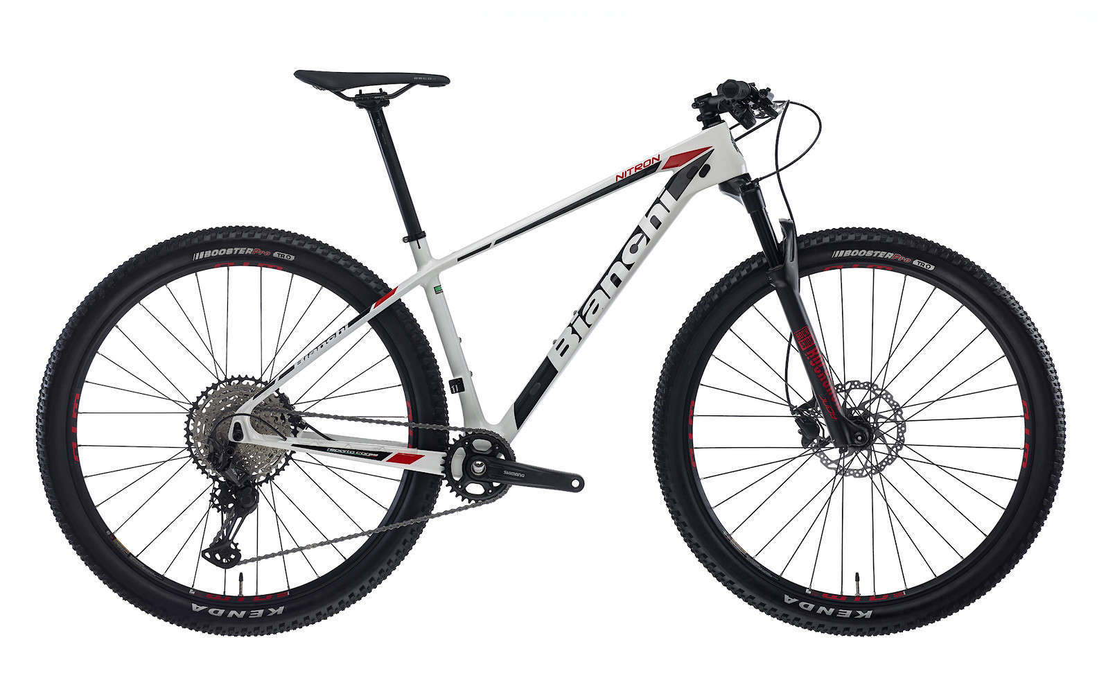 2020 Bianchi Nitron 9.3 (White)
