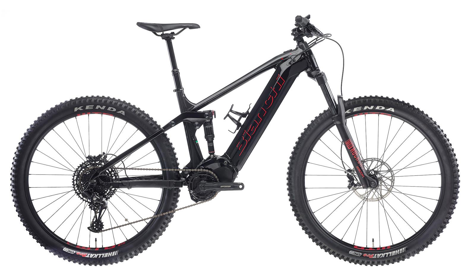 2020 Bianchi T-Tronik Rebel 9.2 (Black)
