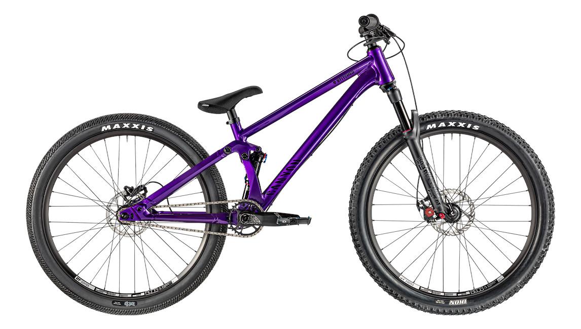 2020 Canyon Stitched 720 (Purple Trasher)
