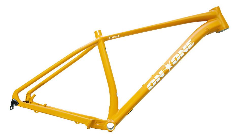 On-One Scandal Frame (Matte Burnt Orange)