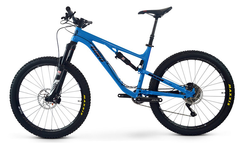 2020 Bird Aeris 120 LT (Atomic Blue; custom build shown)