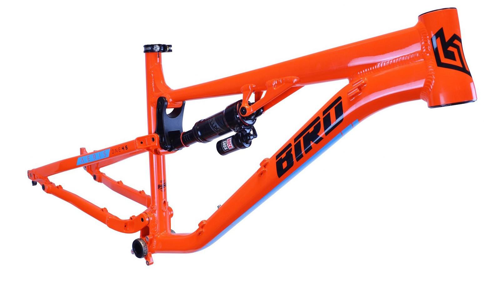 Bird Aeris 145 Frame (Tangerine Orange)