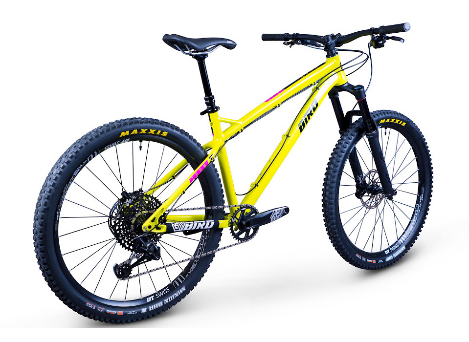 Bird Zero AM Frame (Yellow)