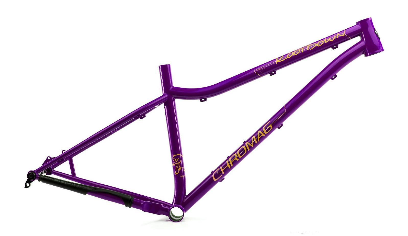 Chromag Rootdown Frame (Purple)