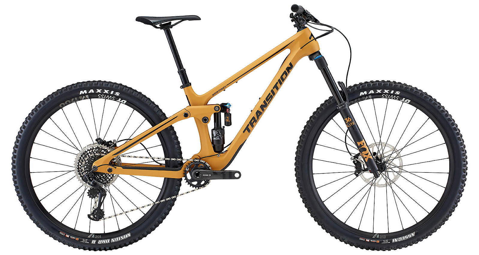 2020 Transition Sentinel X01 Eagle (Loam Gold)