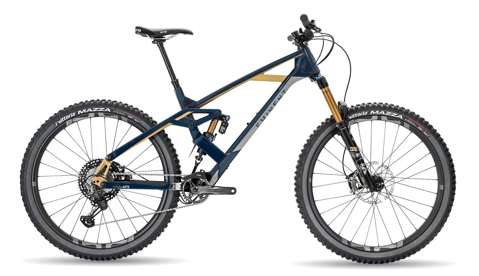 2020 Eminent Onset MT Pro (Gloss LE Blue/Gold)