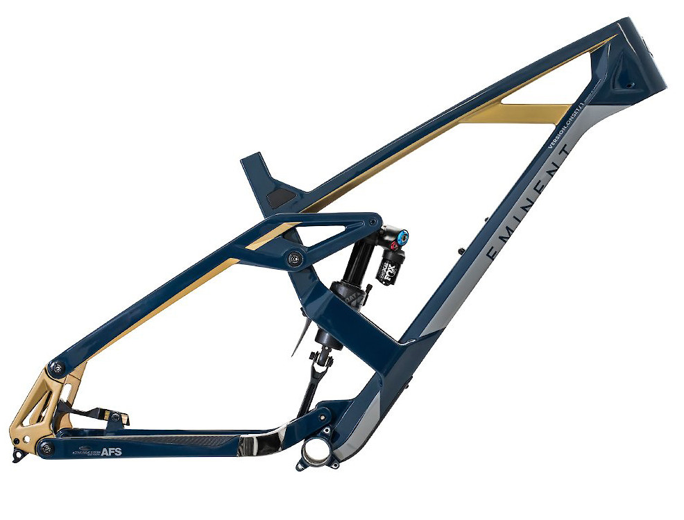 Eminent Onset MT 29 Frame (Gloss LE Blue/Gold)
