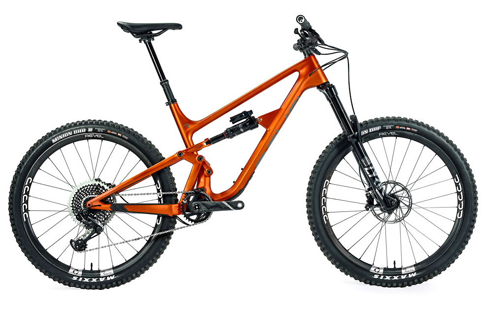 2020 Revel Rail X01 Eagle (Tang)