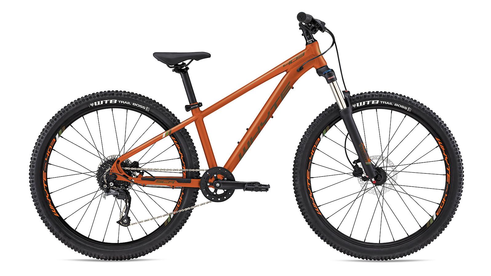2020 Whyte 403 (Matte Burnt Orange with Khaki/Olive)